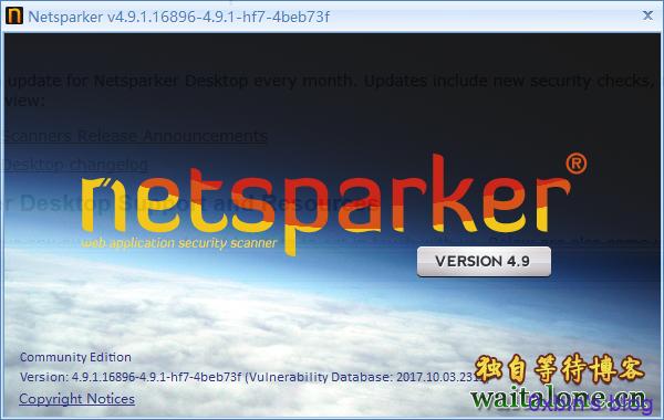 Netsparker4.9.1.16896最新官方破解版