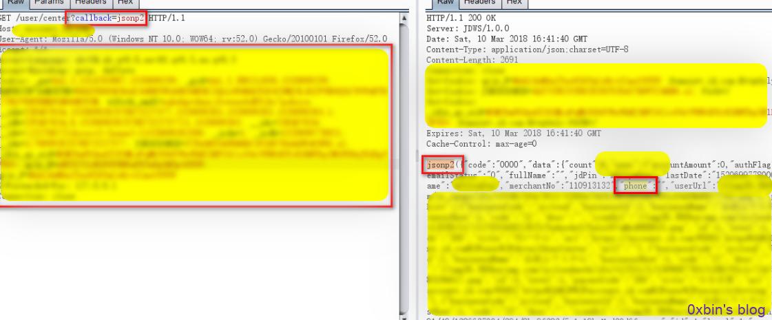 读取型CSRF-需要交互的内容劫持