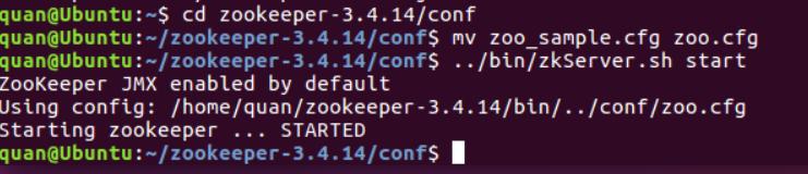 ZooKeeper 未授权访问漏洞